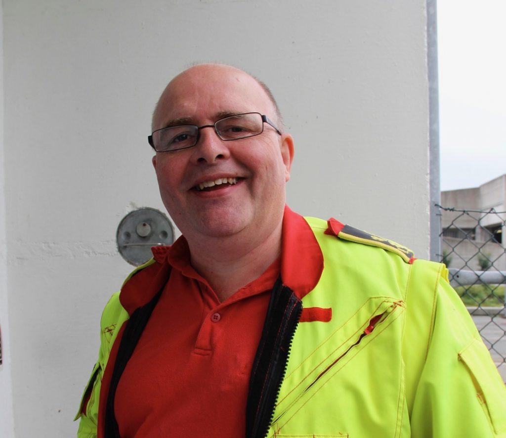Olav Østebø. Foto: Live Oftedahl