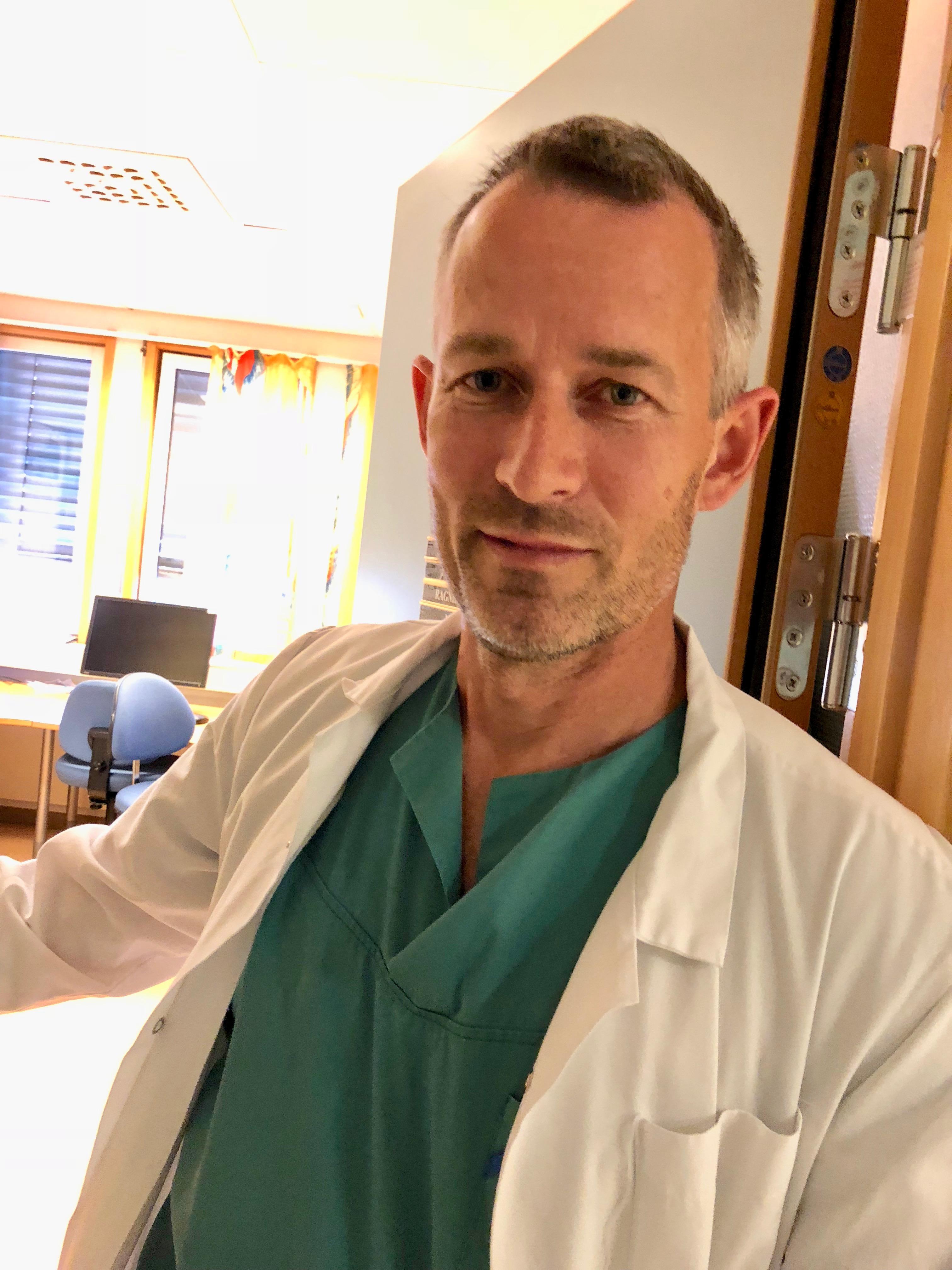 Lars Olav Fjose. Foto: Live Oftedahl