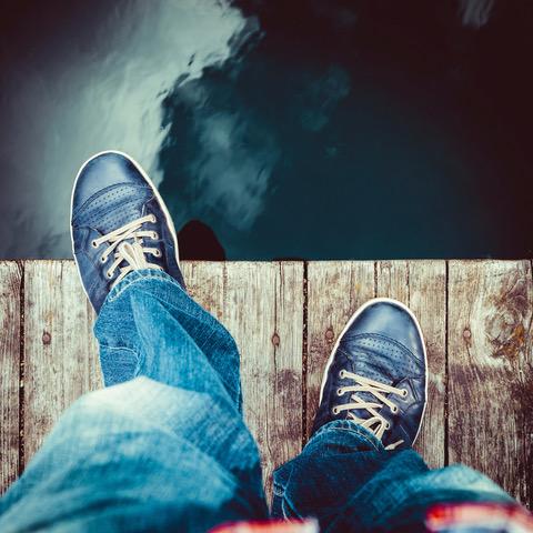 Selvmordstanker, hoppe