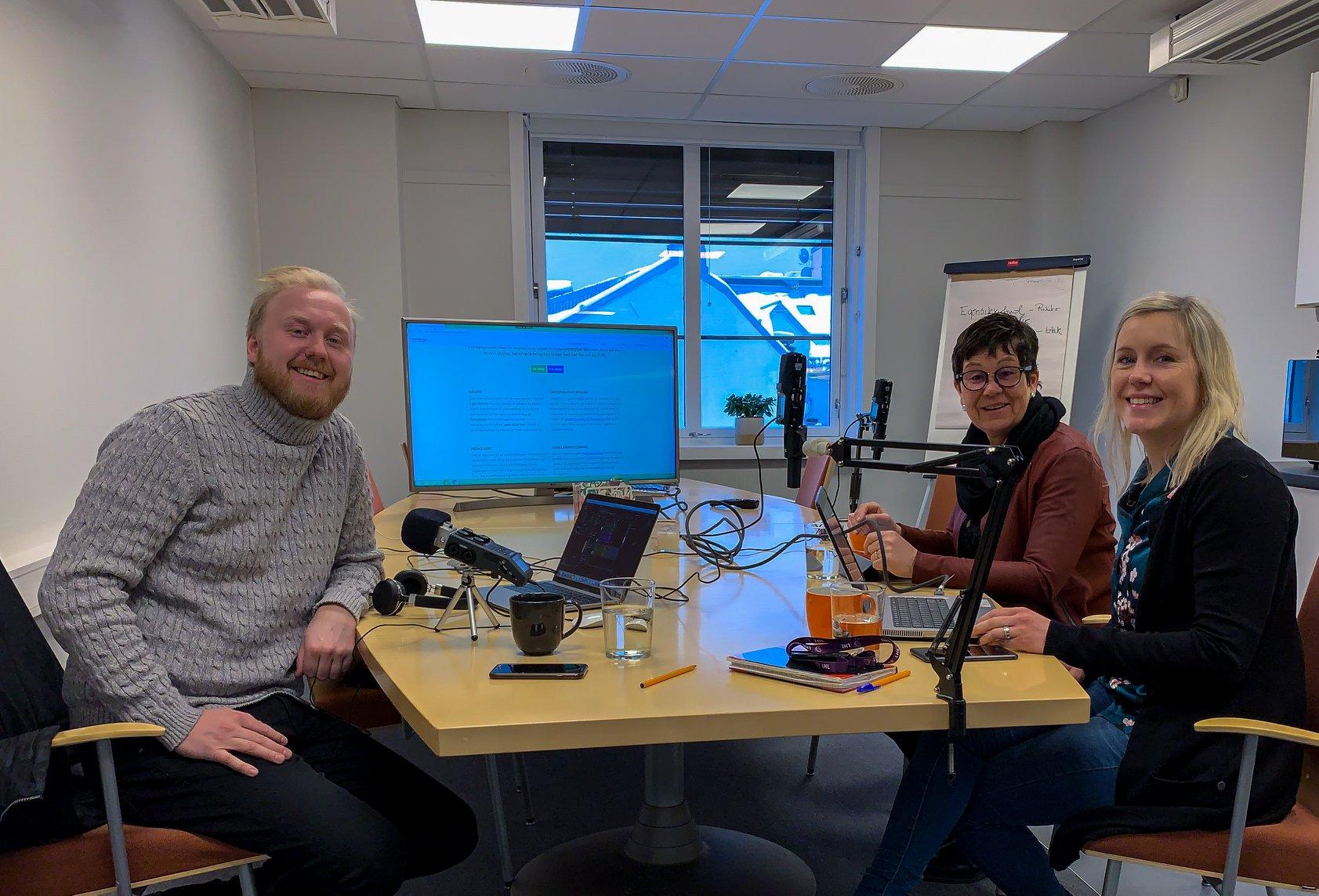 LHL er med på dugnaden «Sammen redder vi liv» - Marit Røed Halvorsen og Ruth-Jorunn Segadal Breiland forteller