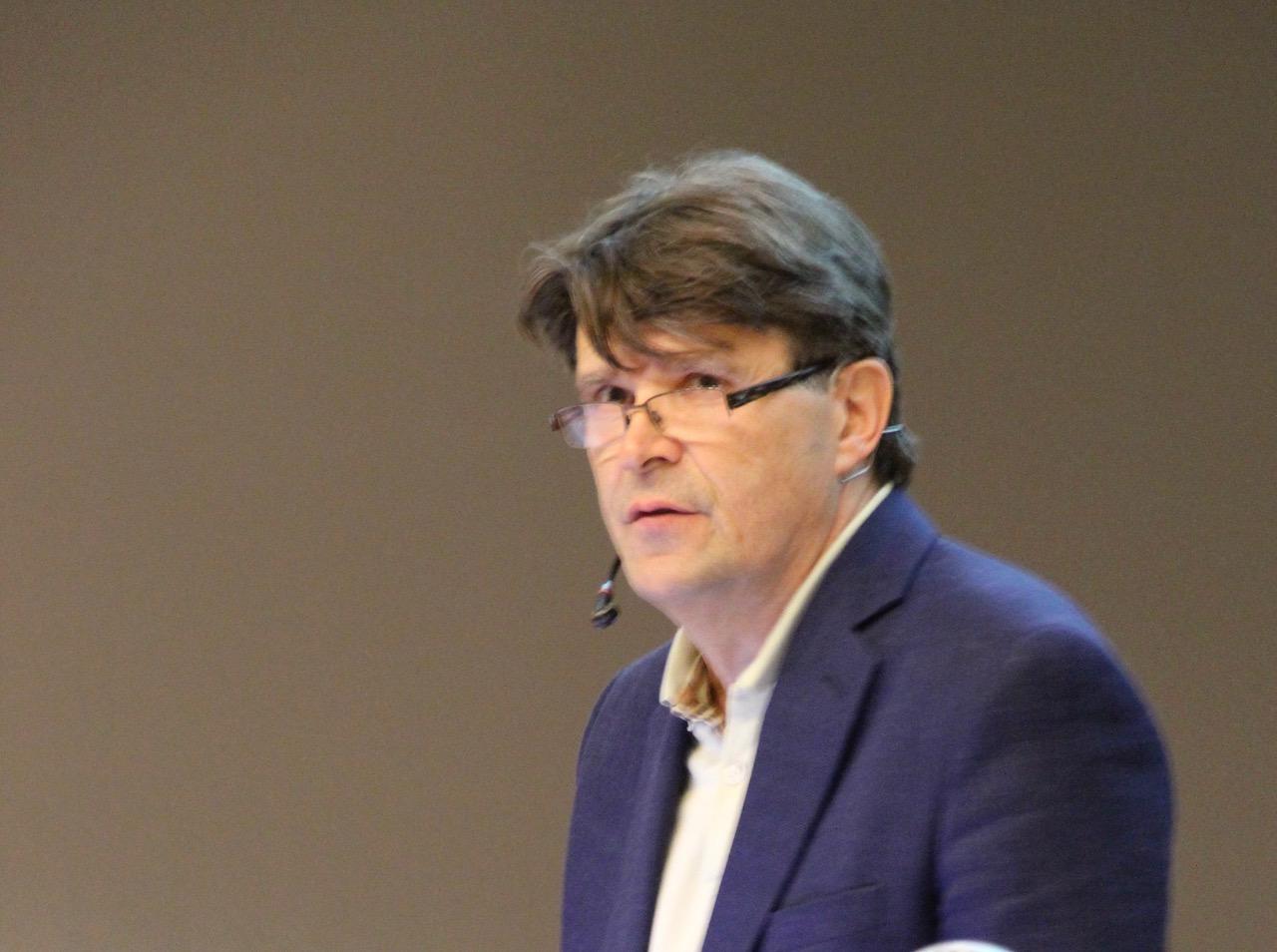 Olav Røise. Foto: Live Oftedahl