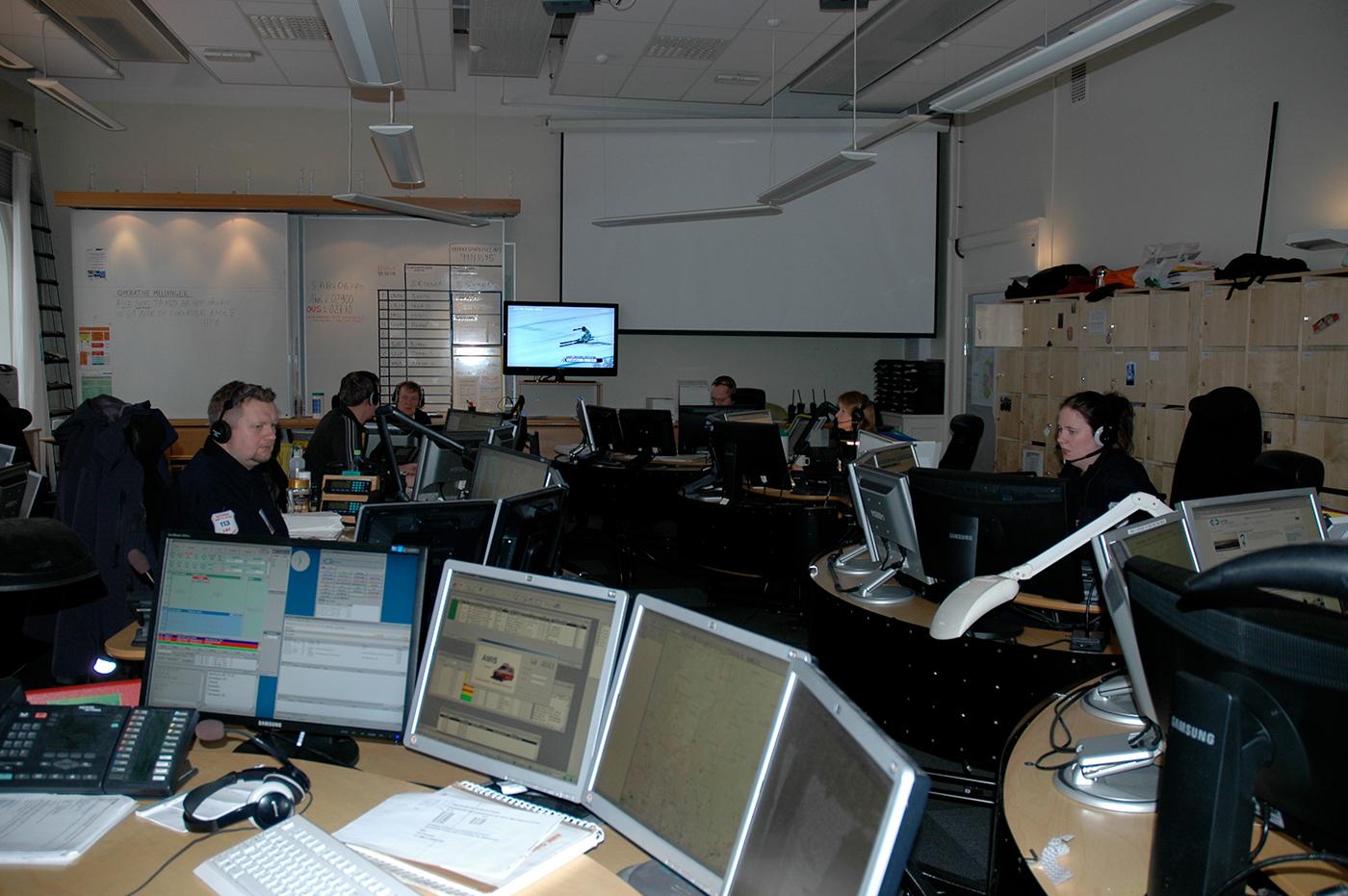 AMK Oslo. Foto: Live Oftedahl