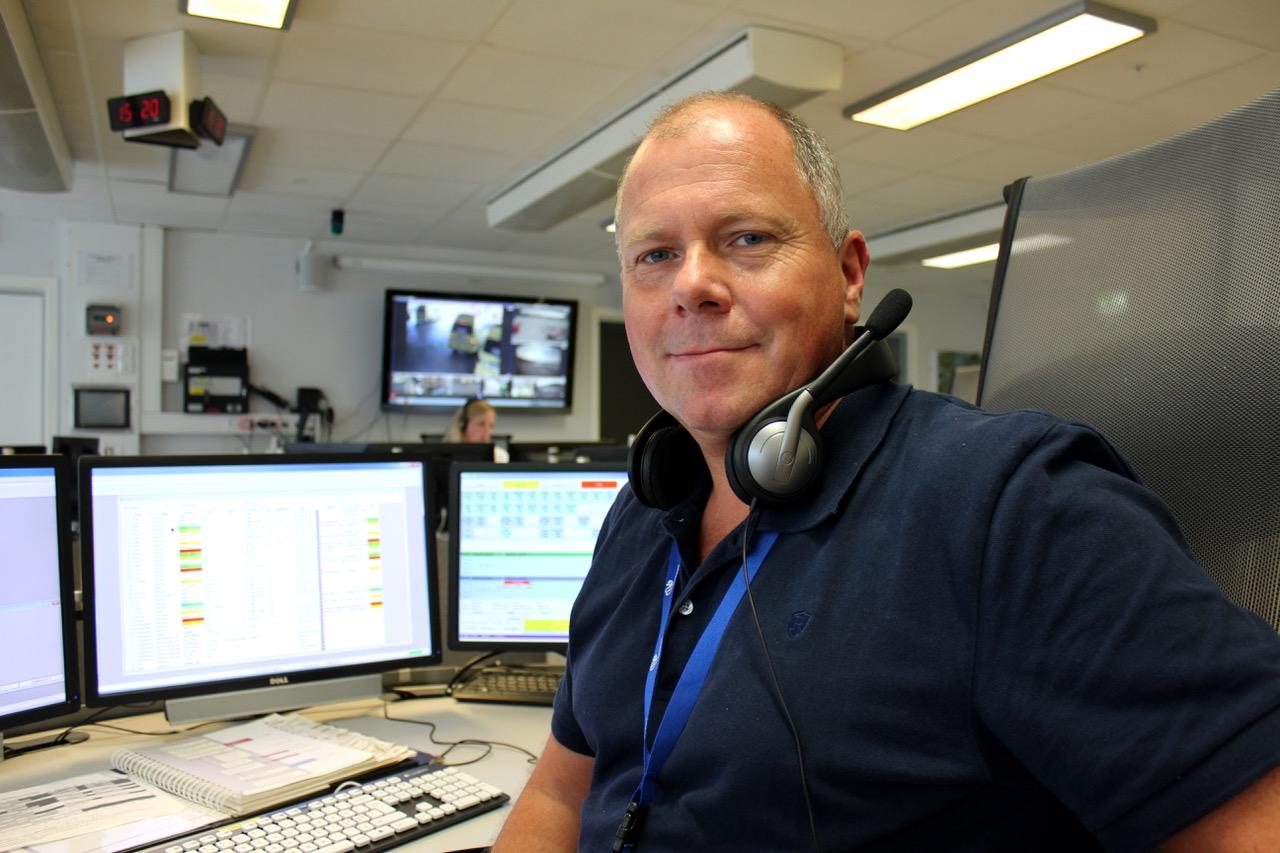 Kurt Høgheim. Kåret til Årets Paramedic. Foto: Silje Pileberg