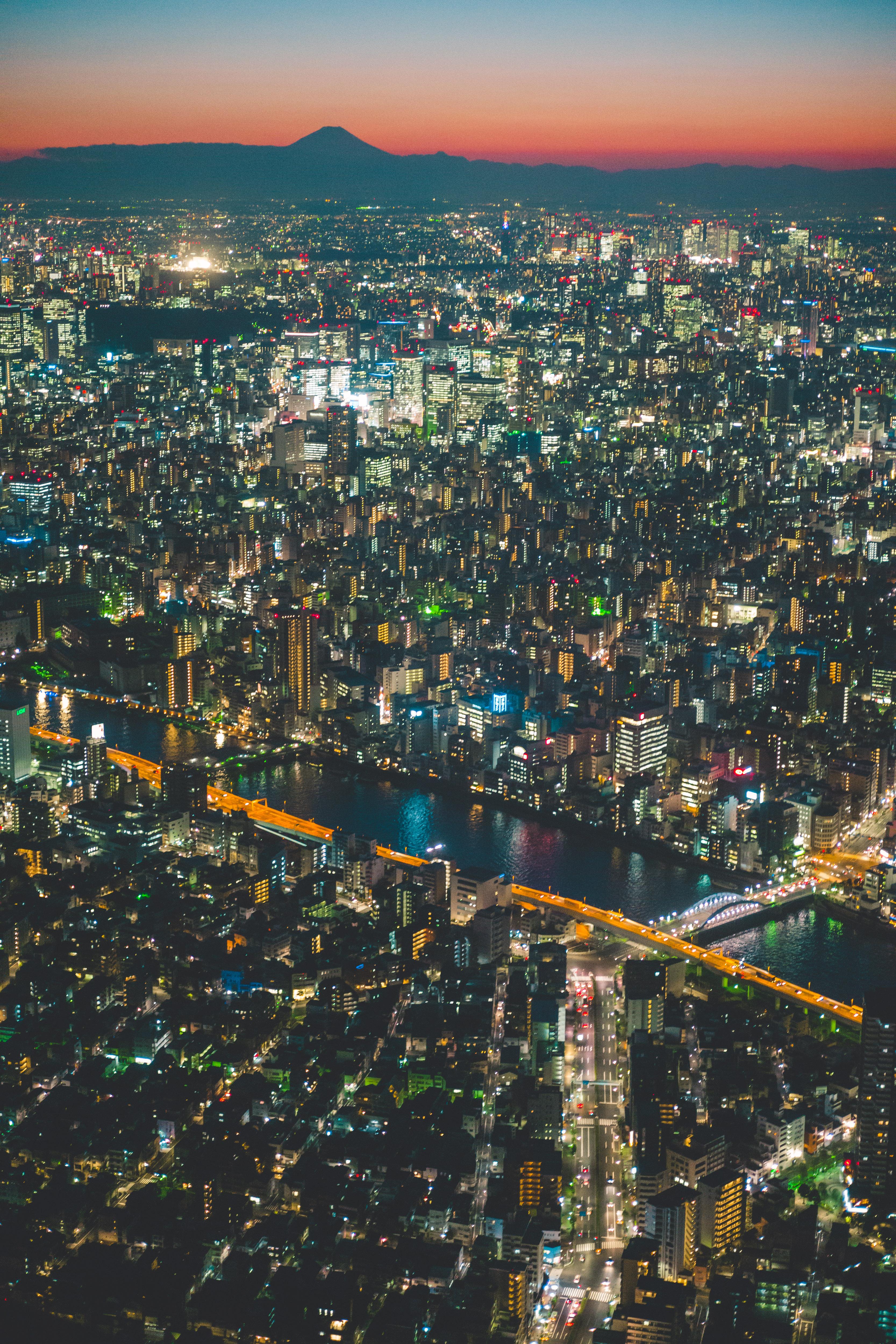 Tokyo. Foto: Matthias Ripp