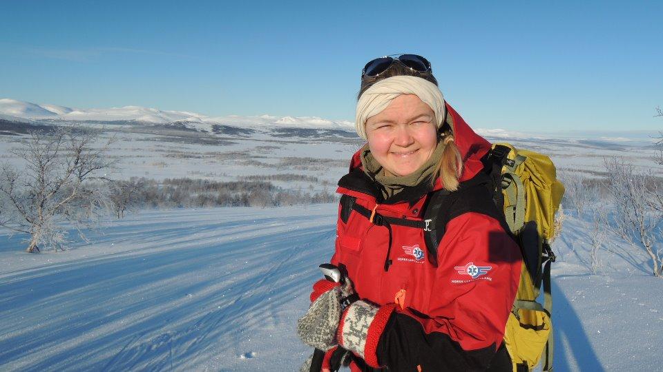 Anne Siri Johnsen. Foto: Privat