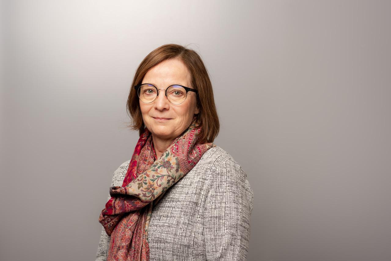 Siri Tau Ursin. Foto: Helgelandssykehuset
