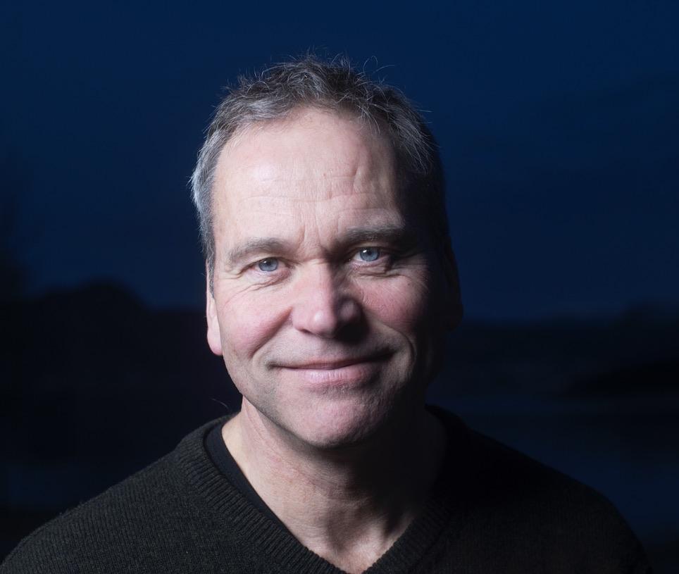 Hans Morten Lossius. Foto: SNLA