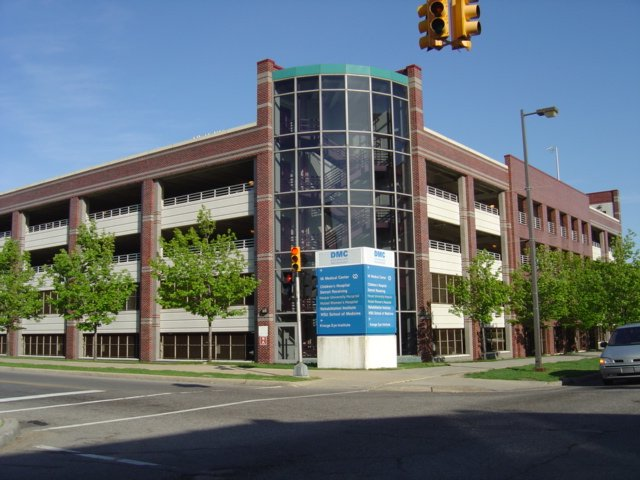 Detroit Medical Center.