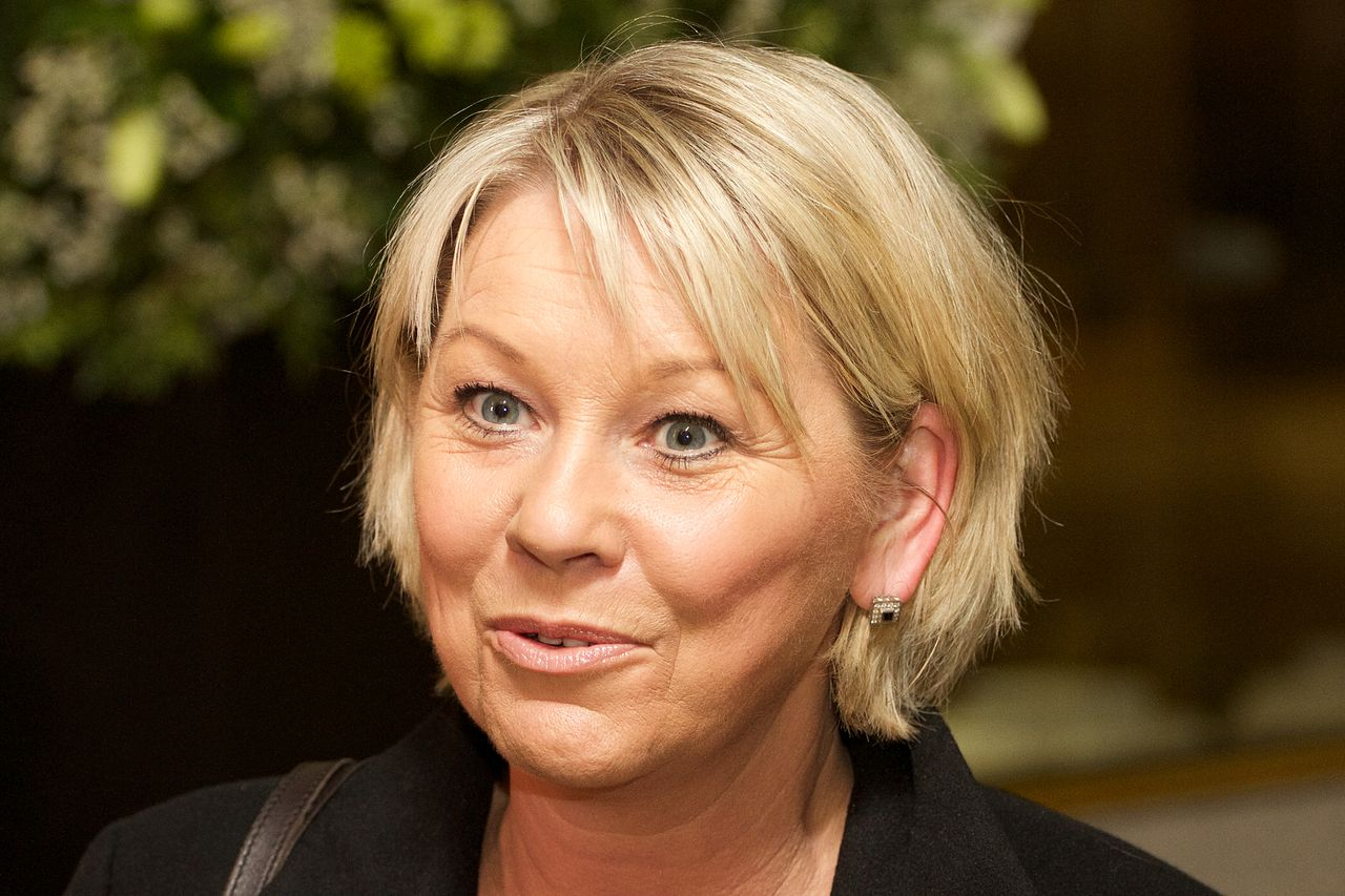 Monica Mæland, Justis- og beredskapsminister. Foto: Kjetil Ree