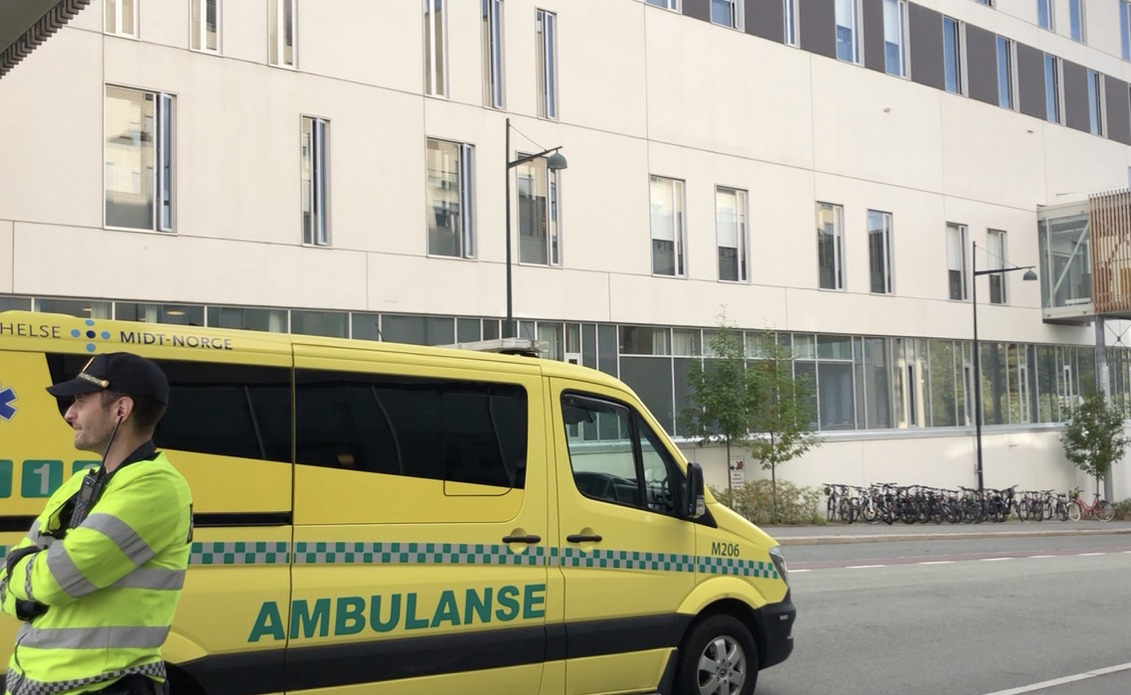 Ambulanse i Helse Midt-Norge