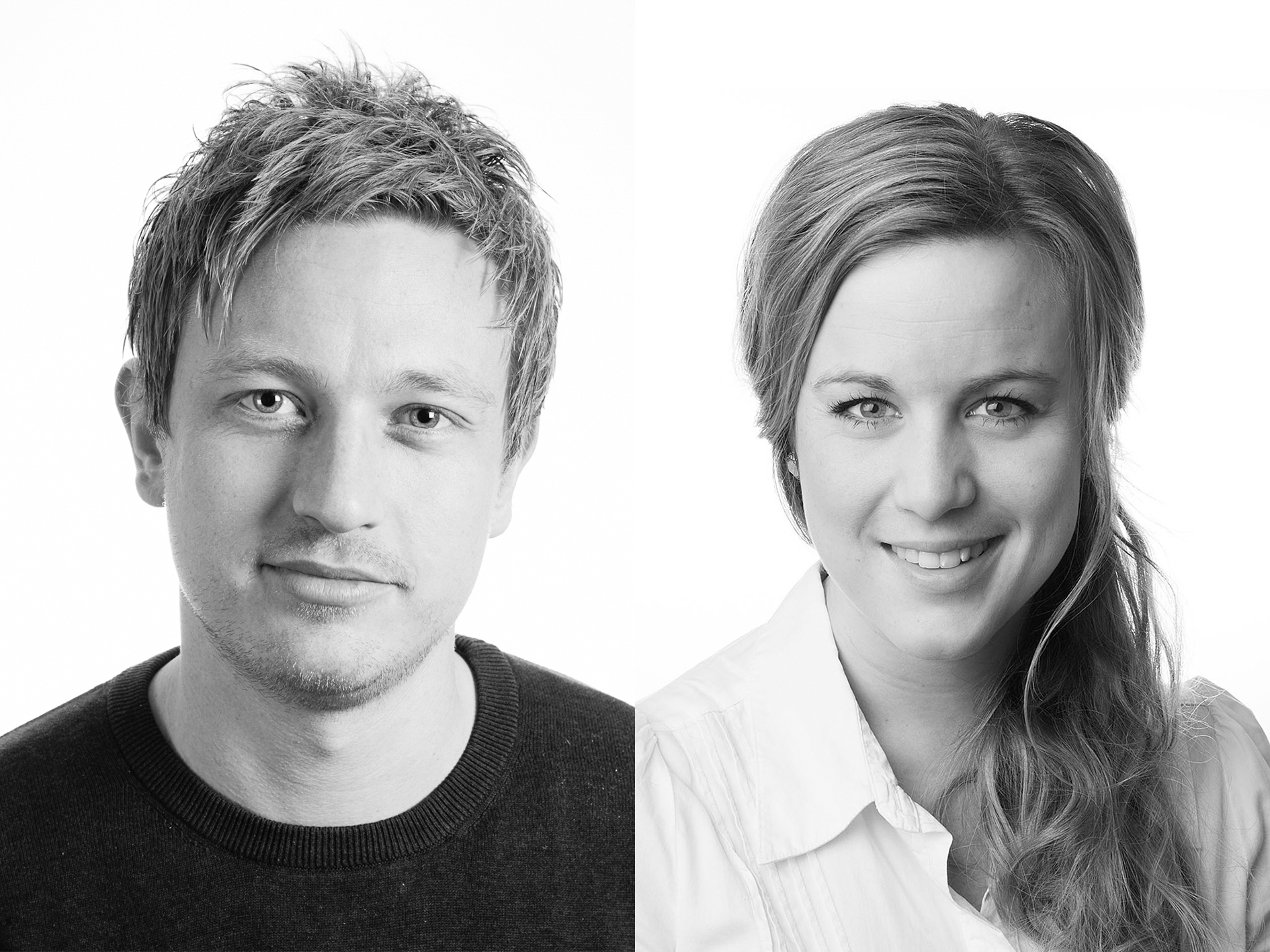 Nils Christian Tvedt Karlsen og Elisabeth Taller Ulseth. Foto: Tone Tvedt